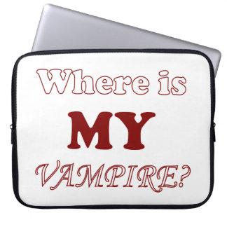 Fun Vampire Boyfriend Vampire Lovers Fans Computer Sleeves
