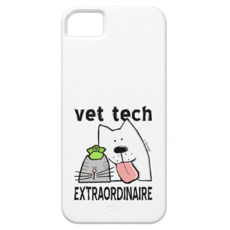 Fun Vet Tech Extraordinaire iPhone SE/5/5s Case