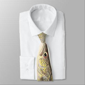 Fun Walleye Pike Tie