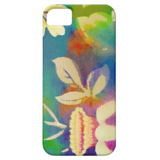 Fun Watercolor Flowera iPhone SE/5/5s Case