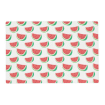 Fun Watermelon Pattern Placemat