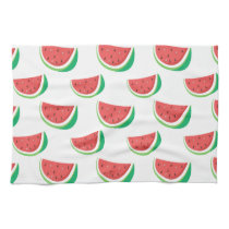 Fun Watermelon Pattern Towel