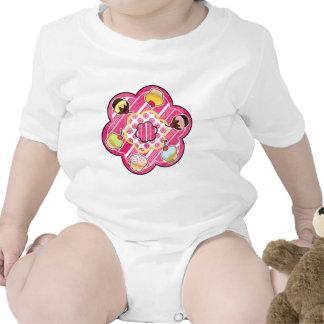 Fun & Whimsical Cupcakes! Baby Bodysuit