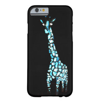 Fun Wild Animal Abstract Giraffe Barely There iPhone 6 Case