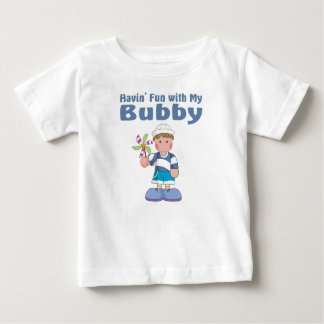 Fun with Bubby Baby T-Shirt