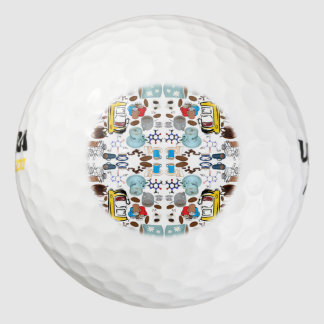 Fun With Caffeine Golf Balls