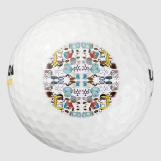 Fun With Caffeine Pack Of Golf Balls