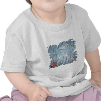 fun with chalkware fish shirt
