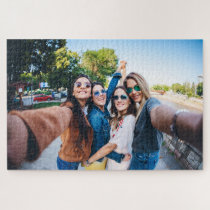 """Fun With Friends 20"""" x 30"""" Jigsaw Puzzle"""