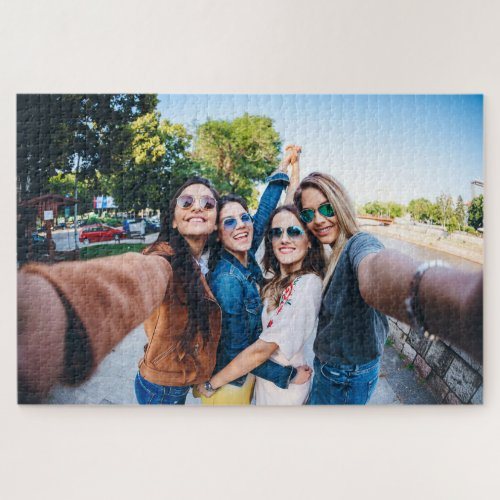 Fun With Friends 20 x 30 Jigsaw Puzzle