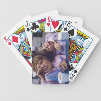 "Fun With Friends ""Playing Cards"" Bicycle Playing Cards"