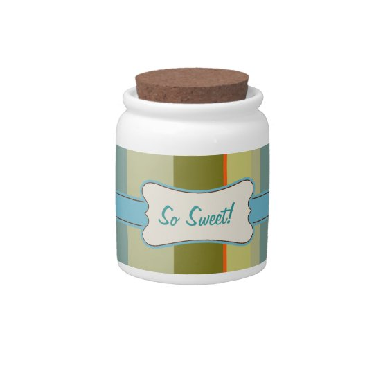 FUN With LABELS Candy Jars