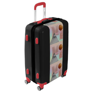 Fun with shapes,metallic,gold,rose gold,silver,ult luggage