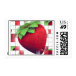 Fun with Strawberries Stamp