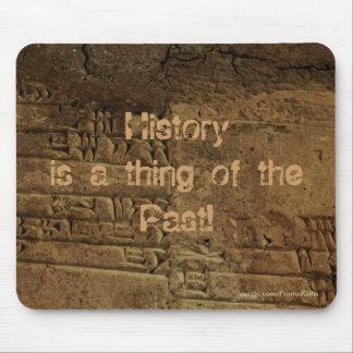 """Fun, Witty """"Sumerian Cuneiform Writing"""" Mousepad"""