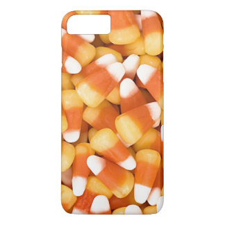 Fun Yellow White Orange Halloween Candy Corn iPhone 8 Plus/7 Plus Case