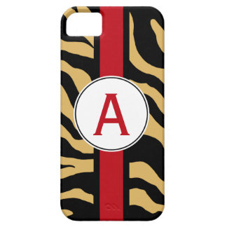 Fun Zebra iPhone 5 Case Mate