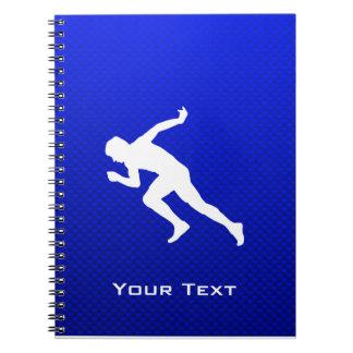 Funcionamiento; Azul Libro De Apuntes