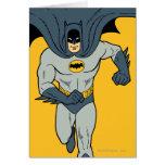 Funcionamiento de Batman Tarjeta De Felicitación