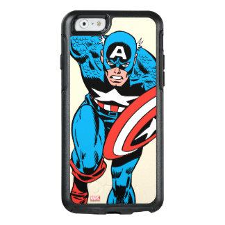 Funcionamiento de capitán América Funda Otterbox Para iPhone 6/6s