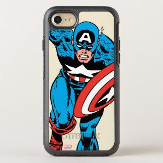 Funcionamiento de capitán América Funda OtterBox Symmetry Para iPhone 7