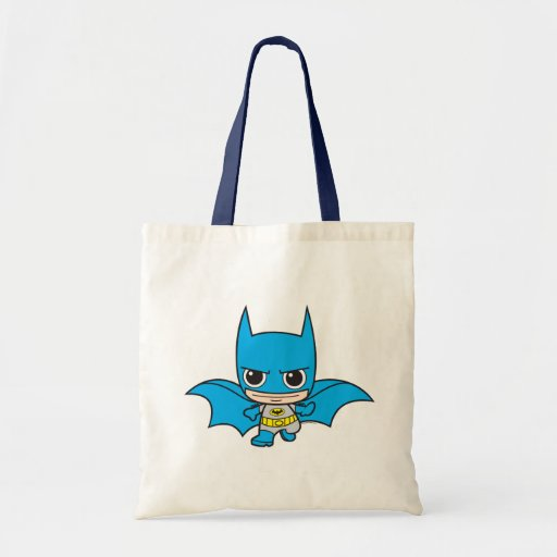 Funcionamiento de Chibi Batman Bolsa De Mano
