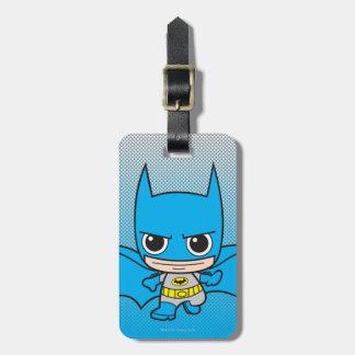 Funcionamiento de Chibi Batman Etiquetas Maletas