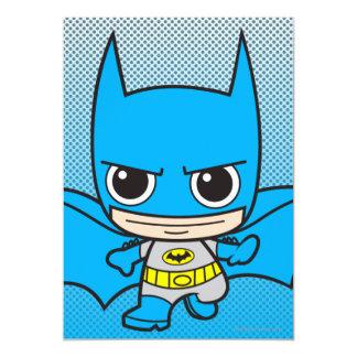 """Funcionamiento de Chibi Batman Invitación 5"""" X 7"""""""