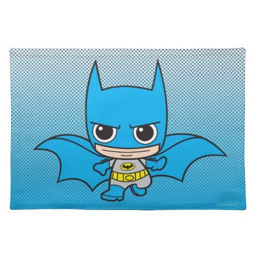 Funcionamiento de Chibi Batman Manteles
