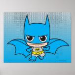 Funcionamiento de Chibi Batman Póster