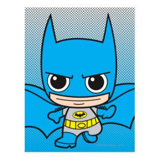 Funcionamiento de Chibi Batman Tarjeta Postal