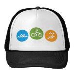 Funcionamiento de la bici de la nadada gorra