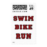 Funcionamiento de la bici de la nadada sello
