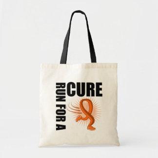 Funcionamiento de la leucemia para una curación bolsa