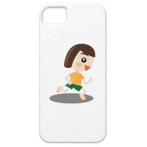Funcionamiento de la niña iPhone 5 Case-Mate cárcasas