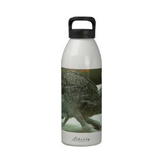 Funcionamiento de las liebres non-Krishna Espéc Botella De Agua