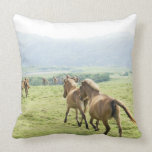 Funcionamiento de los caballos almohadas
