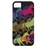 funcionamiento de los caballos iPhone 5 protector