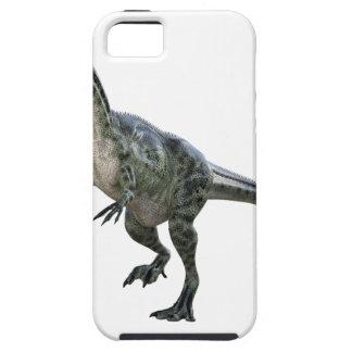 Funcionamiento de Monotophosaurus y rugido Funda Para iPhone SE/5/5s