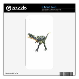 Funcionamiento del Aucasaurus Skin Para El iPhone 4S