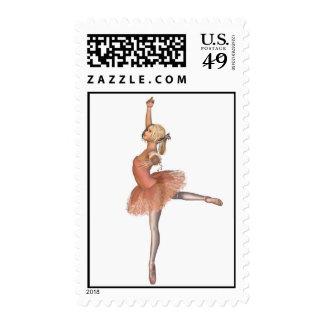 Funcionamiento del ballet - actitud de la actitud sellos