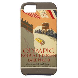 Funcionamiento del Bobsled, Lake Placid 1932 iPhone 5 Protector