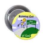 Funcionamiento del botón del gas