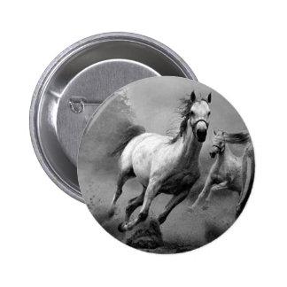 Funcionamiento del caballo pin redondo de 2 pulgadas