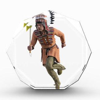 Funcionamiento del guerrero de Cheyenne principal