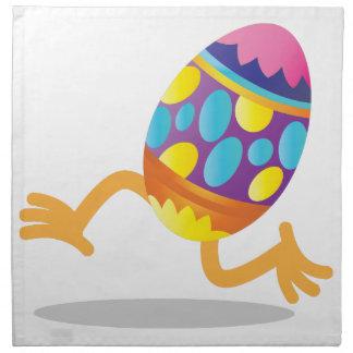 funcionamiento del huevo de Pascua Servilletas De Papel