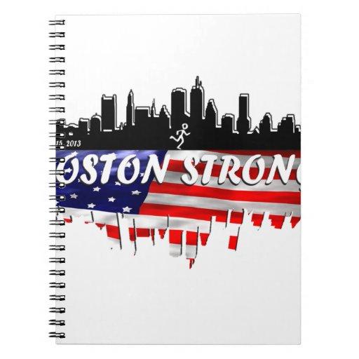 Funcionamiento fuerte de Boston Notebook