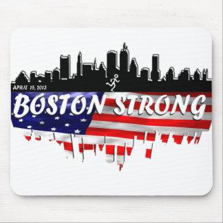 Funcionamiento fuerte de Boston Alfombrillas De Ratón