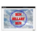 Funcionamiento Hillary - círculo - ninguna BG - Mu Portátil Calcomanías