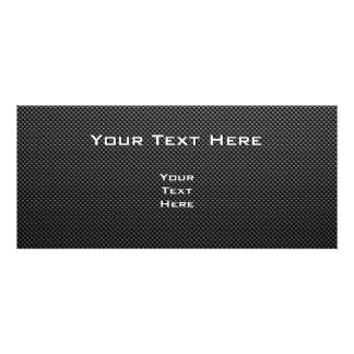 Funcionamiento liso tarjeta publicitaria personalizada